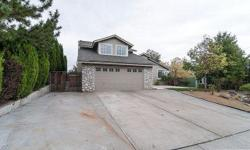 6430 Stone Valley Reno NV Large family home located in popular Northwest Reno Home features 4 bedrooms 3 baths Large kitchen with granite counters RV access 2 car garage fenced yard Located near great