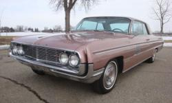 Options Included: 1962 Oldsmobile 98 Holiday Two Door Hardtop - Only 74, 460 One Owner, Well Maintained, Top Of The Line Luxury Car Of The Early 60s. Most Probably One Of The Nicest 1962 Olds Ninety E