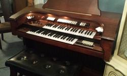 """CHURCH ORGAN FOR SALE - VINTAGE RETRO ORGAN INSTRUMENT """"AS IS"""" FOR REPAIR or PARTS THIS CHURCH ORGAN IS FOR SALE ON eBAY. SEARCH FOR eBAY ITEM NUMBER:, where you can Buy Now for $300.00 /"""