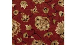 The Carolina Wild collection offers luxury at a value with densely woven modern shag rugs that are extremely soft underfoot. A warm and cool color palette provide several options to complement many de
