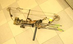 Parker Ultra Lite 31 Compound Bow RH.  Stop by and check out our selection.  Thomasville Pawn and Jewelry 710 East Main St  Thomasville NC 27360 336-476-7296