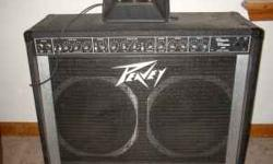 I Have a Peavey Classic Chorus 130 combo guitar amp. two 65 watt power amps, 2 x 12 speakers,channel switching,built in chorus and effect loops, with foot switch built in 1988 asking 150 913-980-4308
