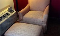 We are in the procedure of renovating our hotel once more and are selling all our messy rose colored, low back, sitting chairs and ottomans sets. The rate ($25.00) is for the set we are not seperating