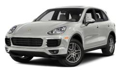 This vehicle is equipped with navigation,(0Q )White,(MA) Standard Interior in Black,(1NP) Wheel Center Caps with Colored Porsche Crest,(F09) 19 Cayenne Design II Wheels,(