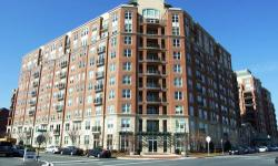 Luxury has been taken to a New Level in this Masterfully Upgraded 2 Bedroom + Den, 9th Floor Condo built by Foulger Pratt at Park Potomac Place.  1,734 Square Feet of this home have been customized without compromise, combining traditional influences