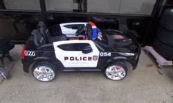 Coastal Cash Exchange   Porters Neck Store Location   910-228-5602   7718 Market Street  Wilmington, NC 28411    Power Wheels Police Car   Price: $239.99      Brand new never been used.   Comes with a
