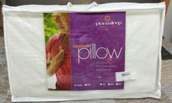 "I am selling 2 Pranasleep Prana 3.5"" Soft Plush Pillows. Brand New in original packaging.These pillows sell for $129 at City Mattress http://www.citymattress.com/pranasleep-prana-3-5-soft-pillow.htmlI"