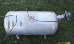 Pressure tank for RV's 20 gallon. Call 607-743-0989 Location: Whitney Point