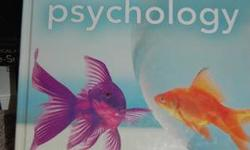 Third edition Psychology Saundra K. Ciccarelli, j. Noland White  Like new, no pencil, pen or highlighter marks  Call or text (910) five 81- 982 four