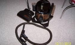 I have a Rainbow SE Vacuum for sale. This unit comes as pictured and works great. Missing one attachment. Anyone familiar with these units know how much they cost new and you can own one at a fraction