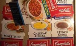 For the Collector...you won't come across these again, ever. I am certain of that ! Brand New - Never Used These labels are the actual labels that they used for in-store advertising. They have an adhe