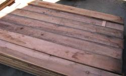 925 209 1622 REDWOOD FENCE BOARDS (25+) 1x8x6 dog ear. $1.25 ea. (100+) 1x8x5. Very thick dimensional old growth redwood. (Paint on one side & stain on other.) - $2.25 ea. (100+) 1x8x5. Natural (No st