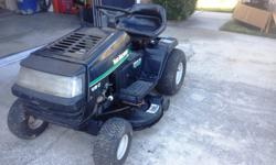 Up for grabs is an excellent working MTD (by Murray) Riding Lawn Tractor Mower. It has an approximate cut deck of 42' and runs effectively on a 13.5 Briggs & & Stratton electric beginning engine. As y
