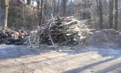 We have a large pile of rough sawn pine and other wood slabs that are great for outdoor boilers,campfires,garage stoves or even home stoves. Great for starting fires. Looking for $20 a truckload picke