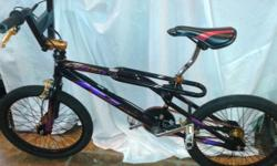 Late 80's Royce Union Freestyle/Race Bike $400 cash or credit ID # 112378. All Original Parts, Rare Find. Have to see to appreciate. If you are interested in buying, no need to satisfy. It's readily a