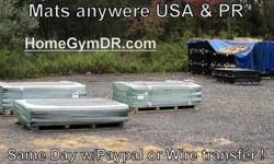 *** THREE type leading surface areas offered in lots of places! Used in: Crossfit, Personal Training Studio's, Doggie Day Cares, Schools/Colleges, Warehouse Flooring, Garage Flooring, Basement Floorin
