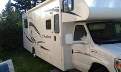 August 25 to Sept 2nd available! 31ft Winnebago Chalet for rent. Rental requires $500.00 refundable damage/security deposit with $250.00/night (3 nights minimum) up front. Renter must provide proof of