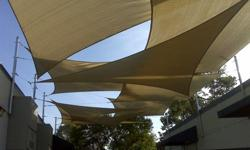 The Sun Sail Shade is one of the most expense reliable shade solution per square foot!!! Shade Sails safeguard and shade your outdoor locations. Also called Sun Sails, shade sails make lovely addition