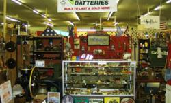 MANTIQUES has great stuff for dad this year. At Mantiques you will have one of the valleys best selection of; Antique and vintage tools, cast iron, western items, military items, advertising, die cast