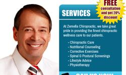 Located in the heart of Santa Barbara, for over 35 years, the leading health professionals at Zemella Chiropractic are dedicated to helping you achieve your wellness objectives -- combining skill and