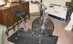 This workout bike is in absolute ideal condition. It might have 15 to 20 hours of usage on it. It has constantly been kept stored inside my living-room its whole life. It is a flexible machine: Choose