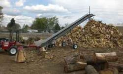 Harwood (Elm,Maple, Black and Honey locust, Ash, Black Walnut) mixed firewood available for imediate delivery or pickup in Wheatridge, Colo. All wood has been seasoned for a minium of 9 months. Is cut