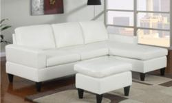 The All in One Sectional, they are made for one purpose, and one purpose only: total and complete functionality. Well, functionality and the ability to instantly stylize any decor. All in One Sectiona