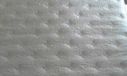 """Sacrifice.Had to buy other mattress due to back procedure.Paid $1100 on sale at Boulevard furniture a year agoSerta Latex Collection Series.Can be used with or without box spring Dimensions:79""""L X 76"""""""
