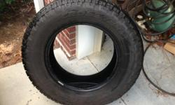 Lifetime tire rot service and lifetime flat repair service. Excellent tread. Only on truck for 1month. Maybe $1000 miles or fewer on them.The only reason they are for sale is because I decided to buy