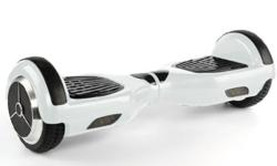 Brand New! Best present for your family and friends! This mini Smart self-balancing two-wheel electric scooter/electric drifting board is high quality, fashionable, convenient, safe, and easy to learn