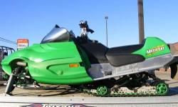 Clutching, exhaust can, cobra screen, great sled, ready for the trails, fast. Bennett Powersports prides itself on providing quality service and a wide array of used bikes, atv's,utv's,dirtbikes and p