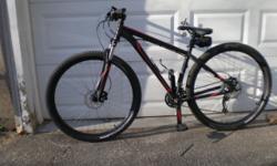 Womens Girls Roadmaster Mt Fury Mountain Bike 15 Speed