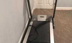 Up for sale, a 'Like-New' Spirit Treadmill -Works great -Asking $700 -All sales final, no returns -No soliciting & not interested in trading -Pick up ONLY, no shipping or delivery