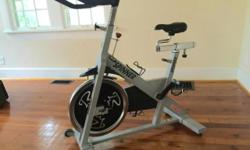 $500 (cash only please). Orig. retail price $799-$899. I've had this bike for 7 years and it is in MINT condition. Selling only because I do not give it any use! (Runner) Get out in front of your fitn
