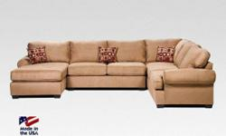 All Microfiber Sectional Sofa made in USA for ONLY $899. SUMMERTIME SUPER SALE !! COME CHECK United States OUT !!! YOU WILL LOVE OUR PRICES !!!  program contact details.  You can pick up or We can shi