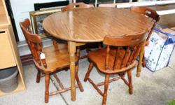 Table and Chair Set ONLY $49 for the set. Lots of brand-new furnishings in! Visit and examine them out!  FUN Home Decor and furniture! Everything you need for your house! Ensure you take a look at our