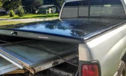 i have a tonneau cover on my dodge truck i want it gone do not need it in great shape fits a short bed truck it is black if interested please call 417-545-1484