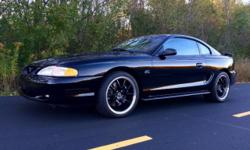 Testing the waters and have for sale my 1994 Mustang GT 5.0 - 5 Speed. This car is truly immaculate NEVER seen snow and only ever saw rain if got caught between shows. I have another vehicle as my pri