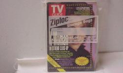 For sale is Tv guide magazine X-woman in extreme close-up. It is in very nice condition and all complete.