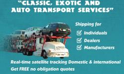 Using the solutions of auto transport business is something that most people do to obtain their cars from their aged the homes of their brand-new homes. There are numerous benefits to using an expert