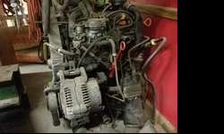I have a 1996 VW 1.9 turbo diesel with only 56000 original miles for sale. This is a European engine which includes more power than the ones offered in the US. I paid 2400.00 for this engine but have
