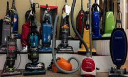 VALLEY VACUUM & JANITORIAL  North Washington Largest VACUUM CLEANER retailer  - Brand New; Factory Refurbs, and Floor Models  - Biggest collection of Bags, Belts, and Parts  50+ years in Business serv