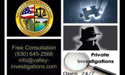 Permit Us Aid You Find Responses!  At Valley Investigations, we offer customizable and affordable rates to fulfill your investigative requirements. We use years of professional regulation enforcement