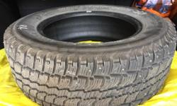 """4 - Studded Snow Tires in excellent condition. Original Price $780.00Asking $250.00 or best offer.Size: 245/65 R17"""" Radoal SST Winter Cat  Contact # 541-276-2086 Pendleto"""
