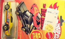 I have a very large Hot Wheels collection for sale. The collection spans from the beginning of Hot Wheels in the 1960's to 2015. There are Redlines, BW, Hi-Rakers, Treasure Hunts, Heavyweights, etc..