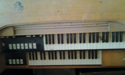 Im sorry to reveal, but I am distributing my Hammond organ, for essentially complimentary. For several years I have actually played many Pink Floyd tunes on this, but some tubes have actually blown, a