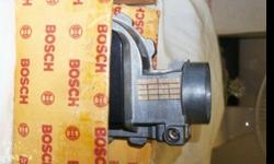 1970's Bosch air flow meter . NIB. Never mounted or used. This is a NEW unit not a rebuilt unit. At Advance Auto rebuilt unit is $ 249.00 + core charge of $ 30.00.