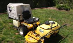 The Model MT26 mower from Walker features a powerful, air cooled engine from Kohler with EFI technology that delivers responsive, fuel efficient performance. A favorite of commercial lawn mowing compa