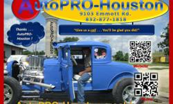 SERVICE AREA        AUTO REPAIR SHOP with MOBILE TECHNICIANS and MECHANICS HOUSTON, KATY, RICHMOND and Cypress