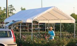 �� Weather � Shield and Shade Canopies! 20� to 40� long  Kit Sizes: 18� wide, 20' to 40' long  Sizes can be adjusted; Larger Sizes Available upon Request!    Have Questions or To Order Con